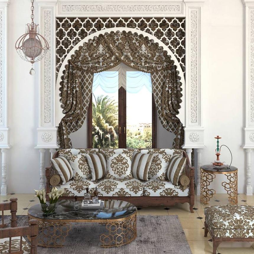 Коллекция тканей Morocco