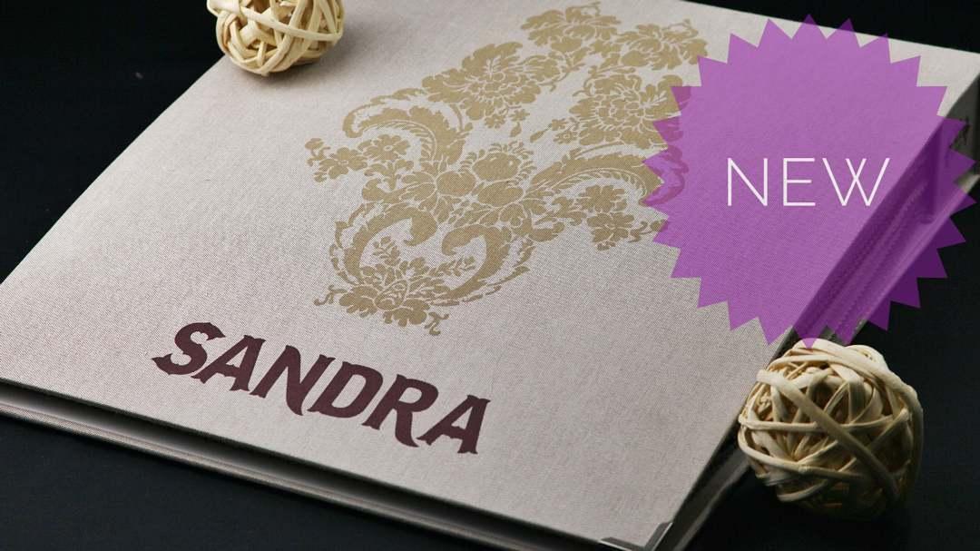 Коллекция Sandra - VipDekor