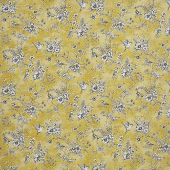 Finch Toile Buttercup