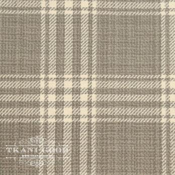 BARNEGAT PLAID 191 PEARL GREY