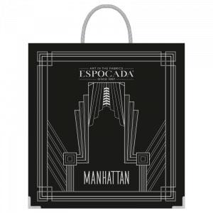 Фото тканей в интерьере - Коллекция Manhattan \ Espocada