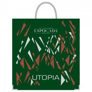 Фото тканей в интерьере - Коллекция Utopia \ Espocada