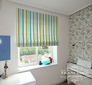 Текстильное оформление квартиры в г. Ступино