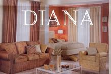 Коллекция тканей Diana - 5 Avenue