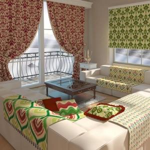 Коллекция тканей Samarkand - 5 Avenue