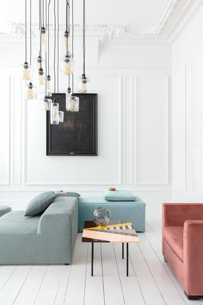Коллекция тканей Deluxe - Galleria Arben