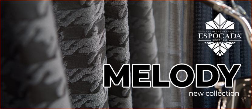 Коллекция тканей Melody - Espocada