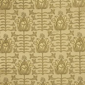 Ткань Jugendstil Cream - Galleria Arben