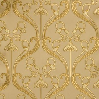 Ткань Mucha Cream - Galleria Arben