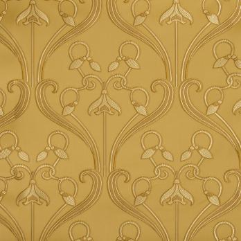 Ткань Mucha Gold - Galleria Arben