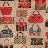 Galleria Arben - Ткань Bags Vison