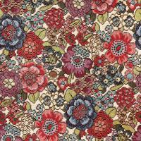 Galleria Arben - Ткань Flora Beige