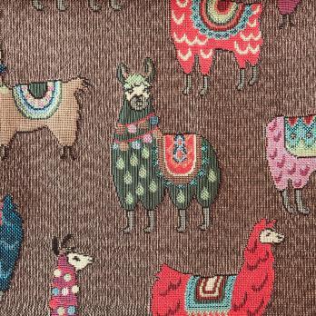 Galleria Arben - Ткань Lama Brown