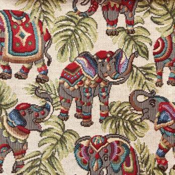 Galleria Arben - Ткань New Elephants Beige