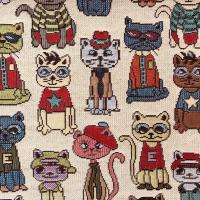 Galleria Arben - Ткань New Miau Beige