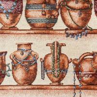 Galleria Arben - Ткань New Sapphire Beige