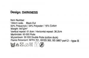 Darkness Linen