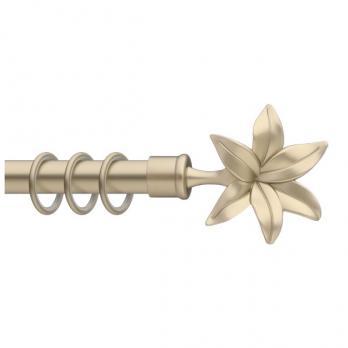 Карниз «Цветок» / «бронза»
