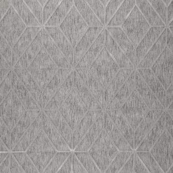 Ткань Cascades 03 Aluminium - Galleria Arben / Галерея Арбен