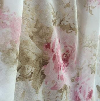 Ткань Blossom Light 01 - Дом CARO
