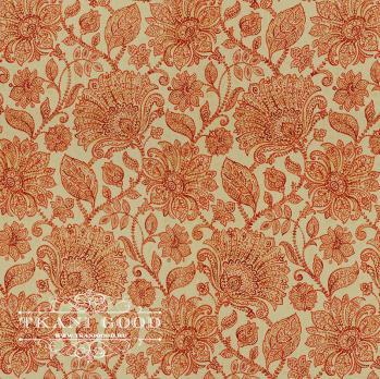 Galleria Arben - Ткань Forelli 30 Henna Red