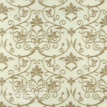 Galleria Arben - Ткань Lacey 101 Antique White